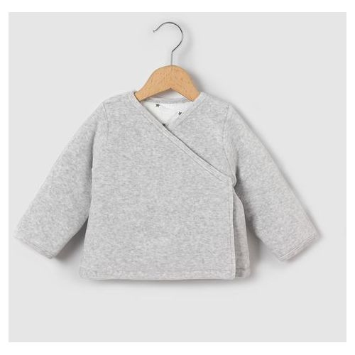 La redoute collections Sweter z mieszanych materiałów, klasyczny krój