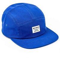 czapka z daszkiem GRIZZLY - CERTIFIED CAMP HAT Blue (BLUE)