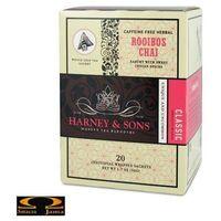 Herbata rooibos chai, kartonik piramidki 20 szt. marki Harney & sons
