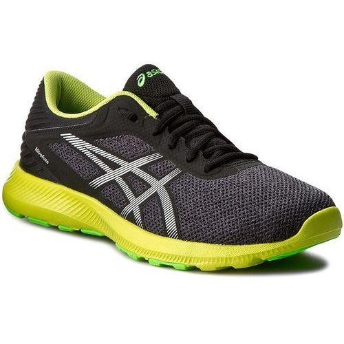 Nitrofuze - męskie buty do biegania (czarno-żółty), Asics, 42-46