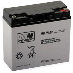 Akumulatory żelowe AGM  MW Power