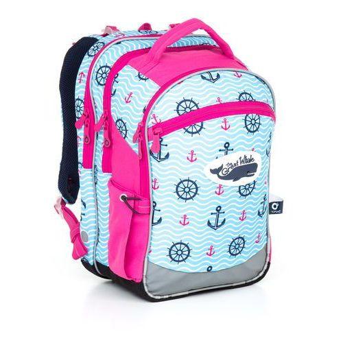 faea6fb984838 Plecak szkolny Topgal CHI 802 H - Pink (8592571005789) - fotografia Plecak  szkolny Topgal