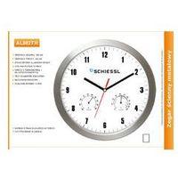 Zegar reklamowy aluminiowy TH /300mm, AL02TH