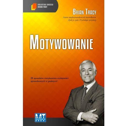 Motywowanie (audiobook CD) - Brian Tracy (1 str.)