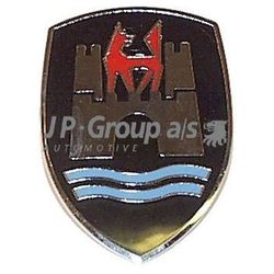 Emblematy samochodowe  JP GROUP iParts.pl