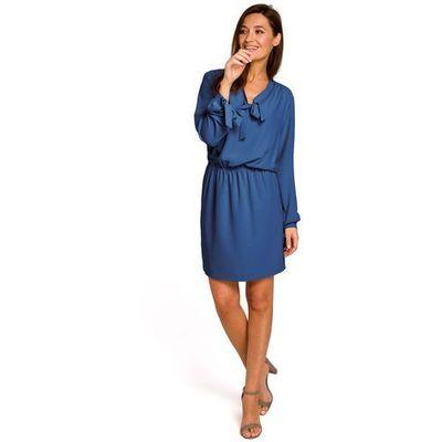 ed3a2280 Suknie i sukienki MOE, Długość rękawa: długi rękaw ceny, opinie ...