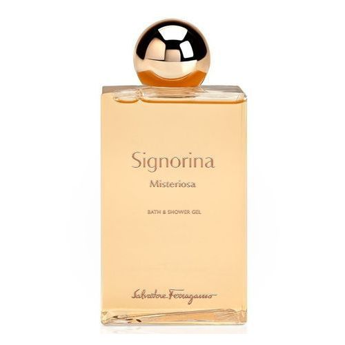 Salvatore ferragamo signorina misteriosa 200 ml shower gel - salvatore ferragamo signorina misteriosa 200 ml shower gel