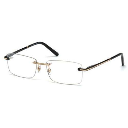 Okulary korekcyjne mb0577 001 Mont blanc