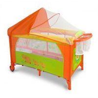 Milly mally  łóżeczko mirage deluxe hippo (0118, milly mally) (5901761120172)