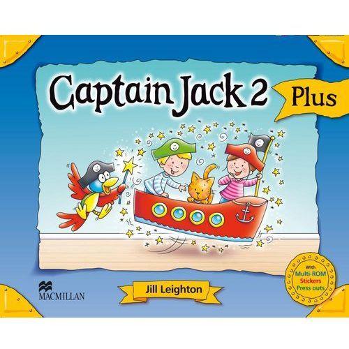 Captain Jack 2 Plus Pupil's Book (podręcznik) Pack (9780230404595)