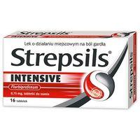 Strepsils Intensive, 16 tabletek (5909990830411)