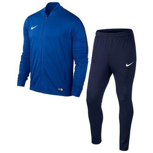 Dres academy 16 knit tracksuit junior 808760-463 marki Nike