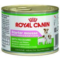 Royal canin konserwa 195g starter moussse