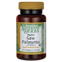 Kapsułki Saw Palmetto extract 160mg 120 kaps.
