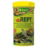 Tropical vitarept - wieloskładnikowy pokarm z krewetkami dla żółwi wodnych 250ml/55g