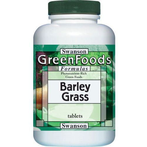 Barley Grass Trawa jęczmienna 500mg 240kaps