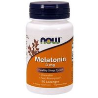 Melatonina 3 mg 90 tabletek do ssania