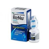 Renu multi plus - 8 ml marki Alcon