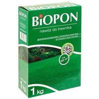BIOPON 1kg Nawóz do trawnika granulat