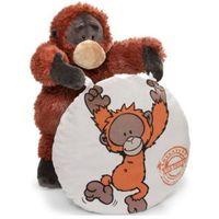 Poduszka na krzesło z Orangutanem 40cm
