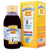 Syrop Herbapect junior, syrop, 100 ml