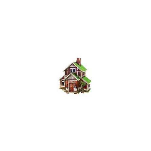 Puzzle drewniane 3D Rezydencja  6946785104707