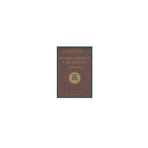 Studia Iuridica Lublinensia t VI (230 str.)