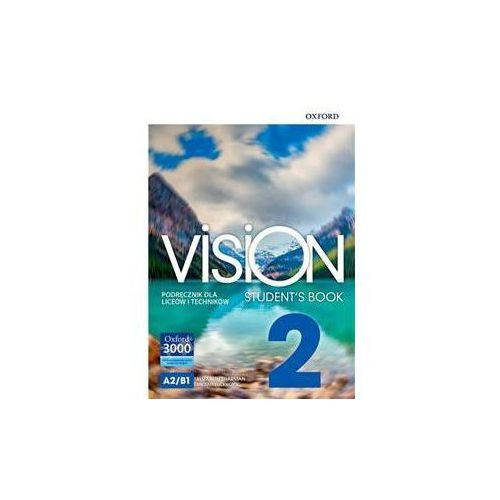 Vision 2. Student's Book (9780194121828)
