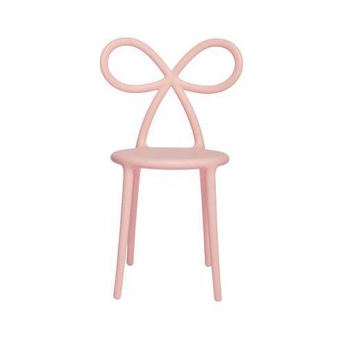 :: krzesło ribbon różowe (Qeeboo)