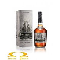 Jas hennessy & co. Koniak hennessy very special eoy gift box by scott cambpell 0,7l