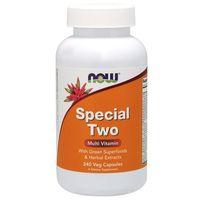 Kompleks witamin i minerałów NOW Foods Special Two 240 vcaps Najlepszy produkt