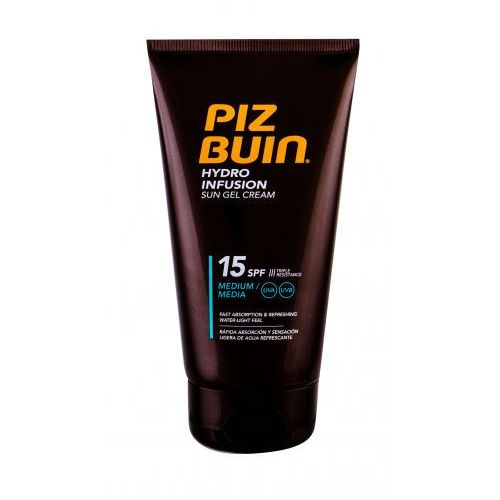 Piz buin hydro infusion sun gel cream spf15 preparat do opalania ciała 150 ml unisex - Promocyjna cena