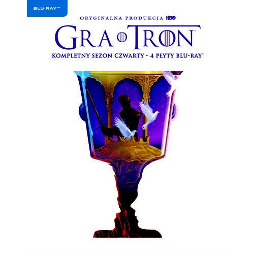 GRA O TRON, SEZON 4 (4 BD) EDYCJA LIMITOWANA (Płyta BluRay)