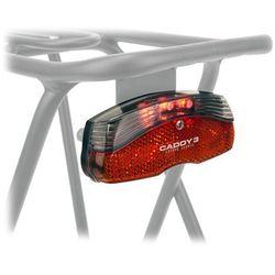 Author 12-039141 lampka tylna caddy 3 na bagażnik z odblaskiem