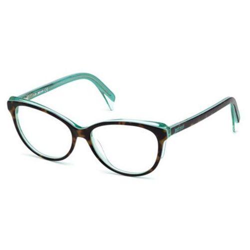 Just cavalli Okulary korekcyjne jc 0772 056