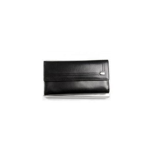 f3bac7e5fc415 Duży portfel damski skórzany cpr 010 bar c czarny (Rovicky) - sklep ...