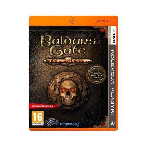 Atari Pkk baldur's gate enhanced edition gra pc cenega