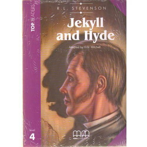 Jekyll And Hyde Level 4. Książka Ucznia Plus CD-ROM, oprawa miękka