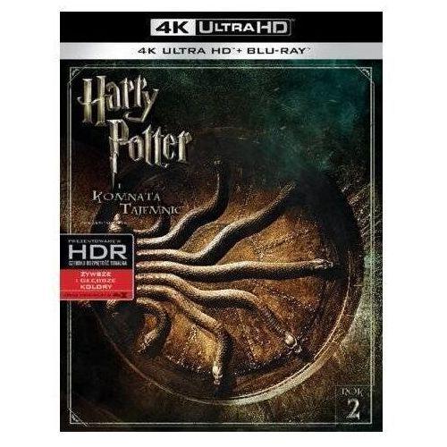 Harry Potter i Komnata Tajemnic 4K (Blu-ray) - Chris Columbus DARMOWA DOSTAWA KIOSK RUCHU
