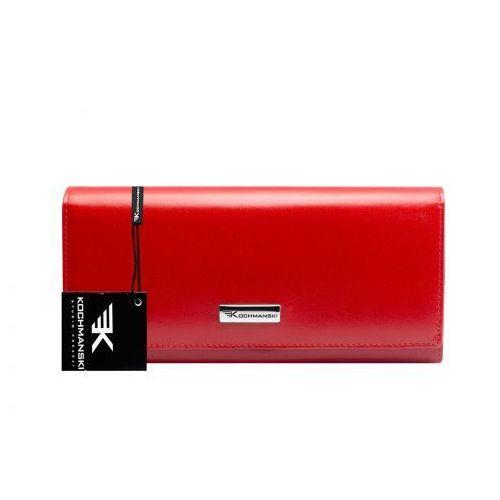feb3ed95074d3 Zobacz ofertę Kochmanski studio kreacji® Kochmanski portfel damski skórzany  1678