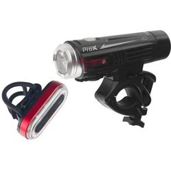 ZESTAW LAMP PROX CRATER SET 880Lm + IRIS 50Lm USB