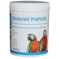 Dolfos ornitovit papugi - preparat witaminowo - mineralny dla papug 60g (5906764768079)