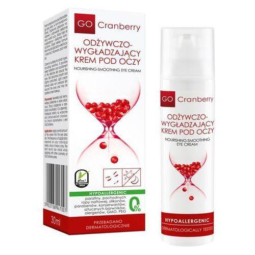 Gocranberry - odżywczo-wygładzający krem pod oczy z żurawiną
