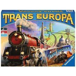Trans europa. wiek: 8+ marki Ravensburger
