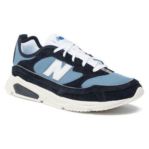 Sneakersy NEW BALANCE - MSXRCSLH Granatowy Niebieski, w 5 rozmiarach