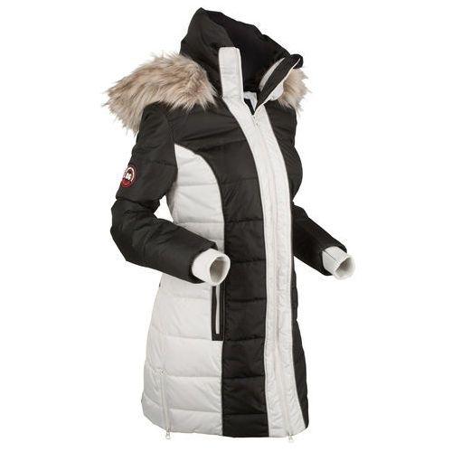 Płaszcz outdoorowy czarny, Bonprix, 38-46