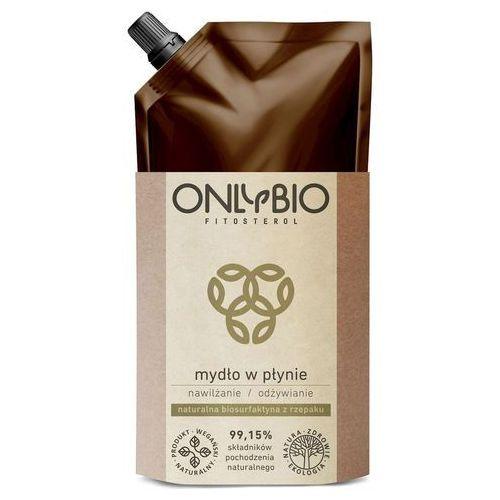 Laboratorium naturella Onlybio mydło w płynie nawilżanie/odżywianie zapas 500ml - Najtaniej w sieci