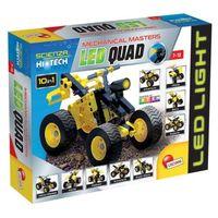 Zestaw konstrukcyjny hi-tech - quad led marki Liscianigiochi