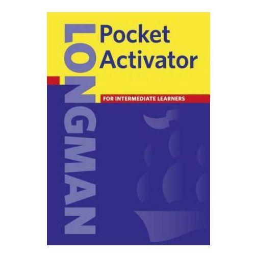 Longman Pocket Activator (Twarda Oprawa) [Słownik (Twarda Oprawa)] (9780582776395)
