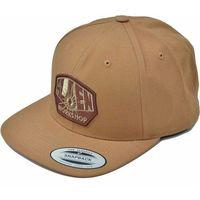 czapka z daszkiem ALIEN WORKSHOP - Og Logo Brown (HNEDA)